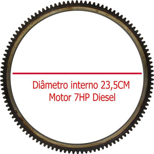 cremalheira para motor estacionário diesel de 5 a 13 hp