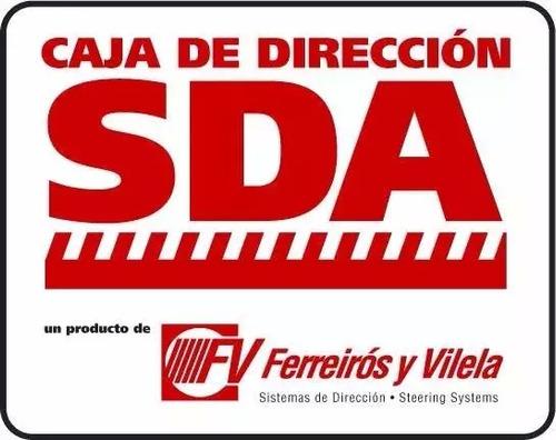cremallera / caja direccion sda fiat uno / duna 1993/..