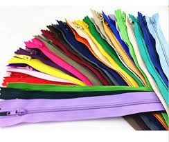 cremallera continua de nylon #6, #7, #10, colores * slyder *