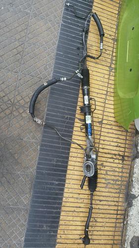 cremallera de direccion chevrolet aveo 2012