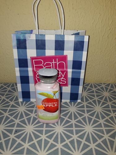 cremas body lotion bath & body works