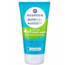 Crema Limpiadora Facial 4 En 1. Essence Pureskin