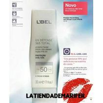 Crema Protector Facial Uv Defense 365 Total Fps 50 Lbel