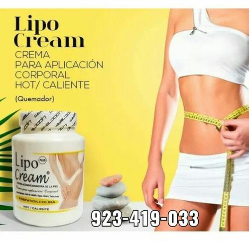 cremas reductoras original 100% confiable.