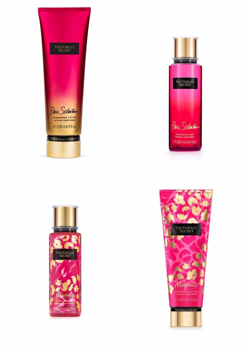 631e97f520 Cremas Y Body Splash Victoria s Secret Oferta Comprando Kit! -   250 ...