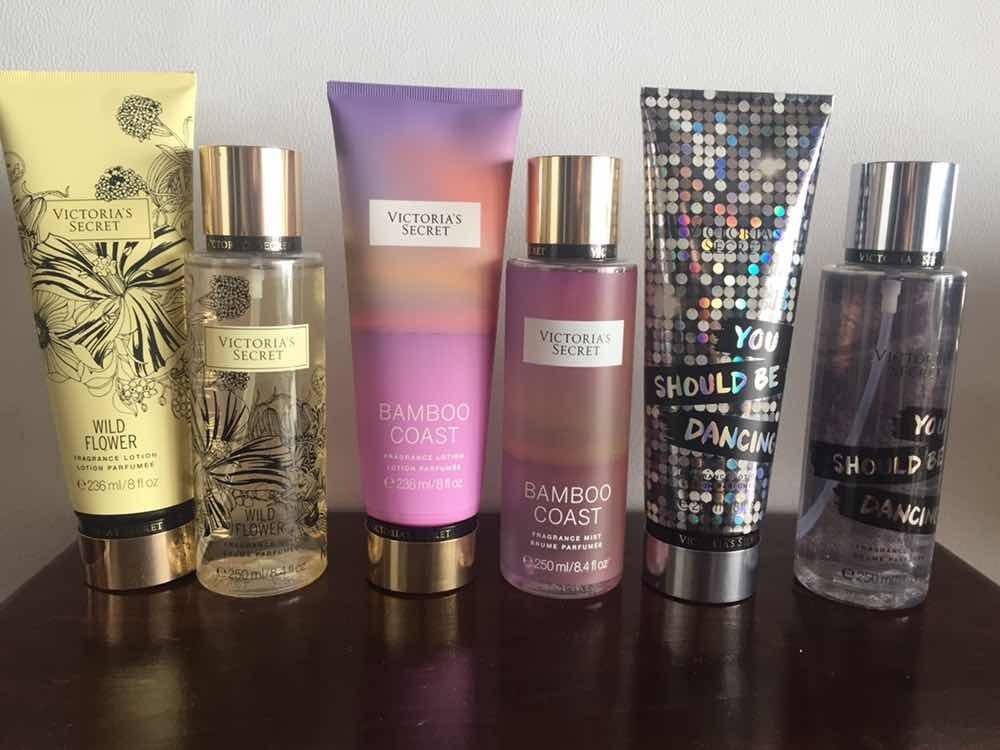 faba9abd77a Cremas Y Perfumes Victoria Secret -   200.00 en Mercado Libre