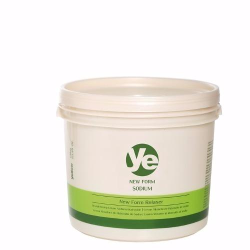 creme alisante yellow ye new form hidróxido de sódio 1,8kg