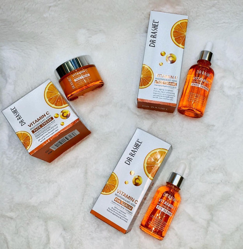 creme anti idade dr rashel vitamina c + acido hialuronico