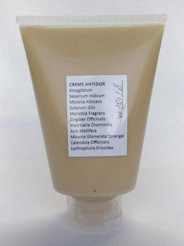creme antidor fitoterápico