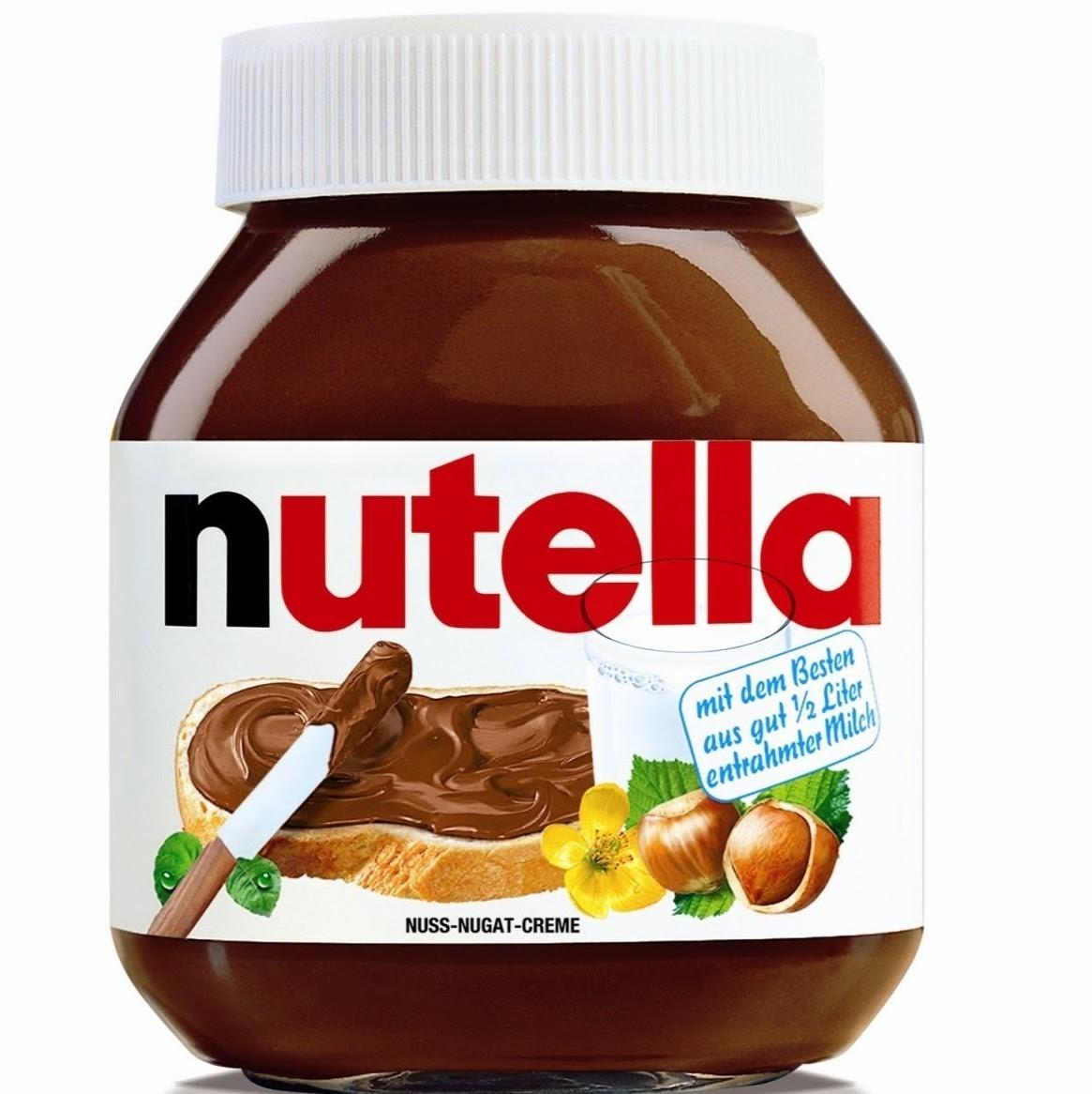 creme nutella pote 650 gramas creme de avel gigante r 42 90 em mercado livre. Black Bedroom Furniture Sets. Home Design Ideas