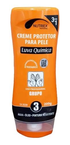 creme de proteção para pele grupo 3 nutriex