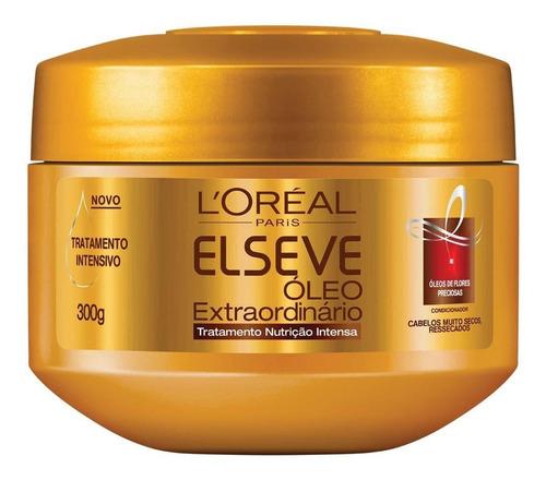 creme de tratamento elseve óleo extraordinário l'oréal 300g