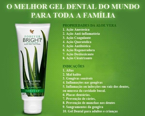 2dad59607 Creme Dental Forever Bright, Produtos Forever Living - R$ 25,49 em ...
