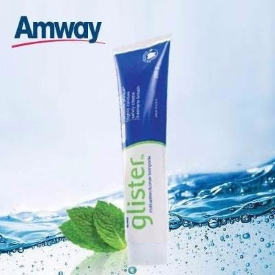 creme dental (gel) 200g glister  multi-action amway kit-5 un