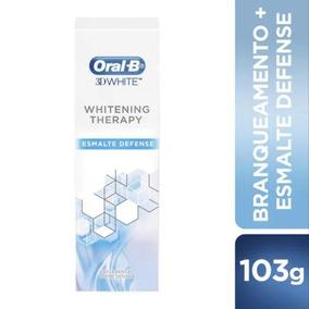 ed1006d5a 05 Pacotes Fio Dental Oral B Glide 3d 75pack Importado. São Paulo · Creme Dental  Oral-b 3d Whitening Therapy Esmalte Defense