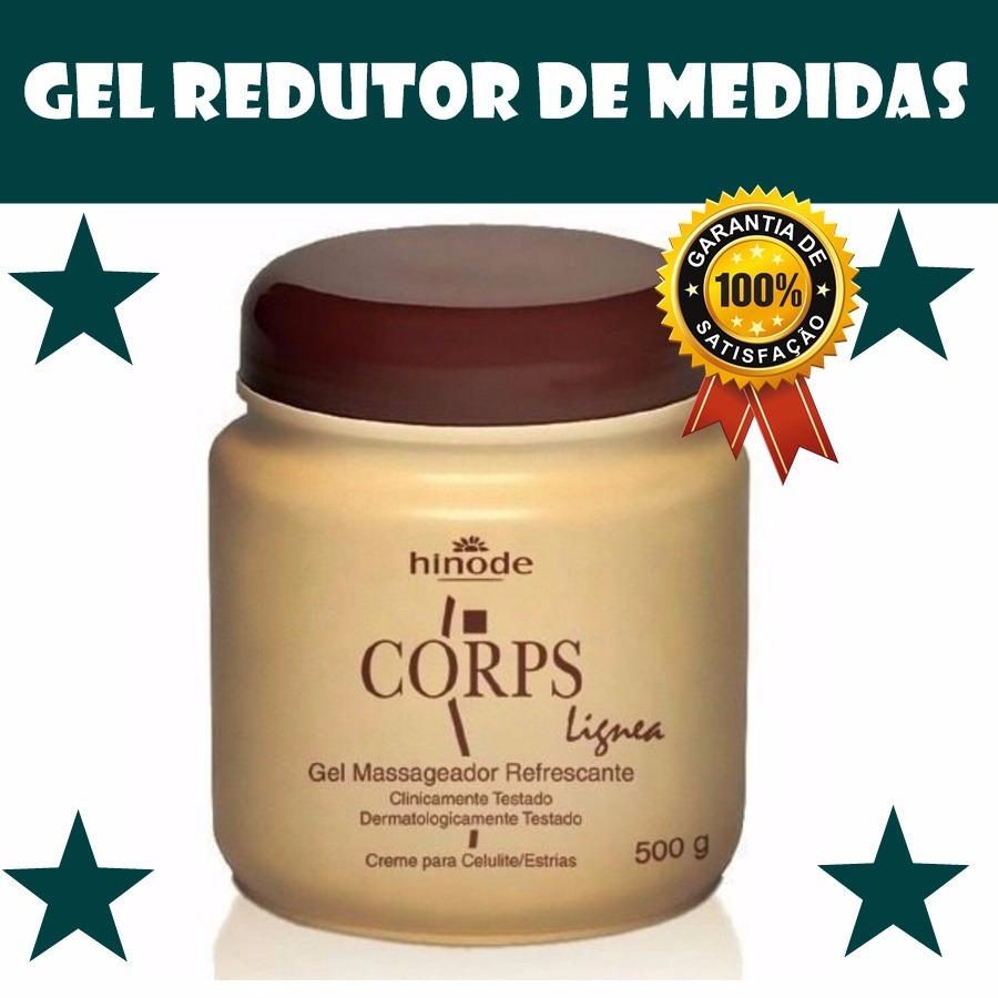 8d13390d8993b Creme Gel Redutor Estrias Gordura Celulite Corps Lignea - R  40,00 ...
