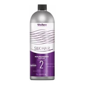 Creme Realinhamento Capilar Etapa 2 Silk Hair Vita Derm 1l