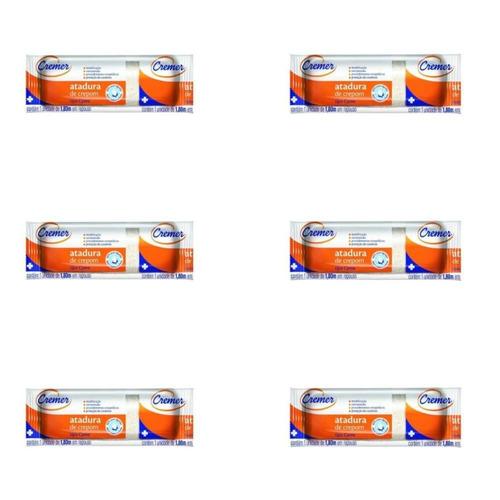cremer cysne atadura crepe 12cmx1,80m (kit c/06)