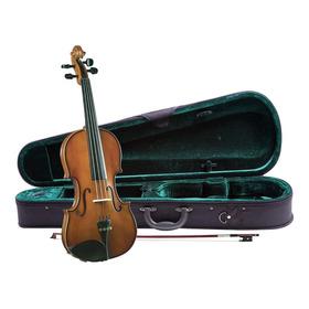 Cremona Sv-130 3/4 Violin Estudio 3/4 | Pino Solido ,maple