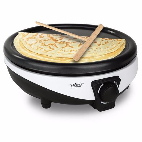 crepe maker nutrichef crepe maker pancake maker grill top