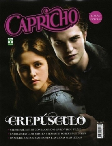 crepusculo ed.especial capricho