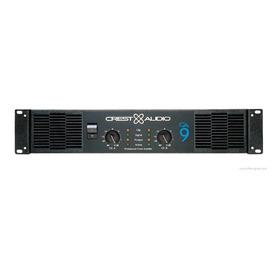 Crest Áudio Ca 9 2000w Amplificador De Potência Oferta !!