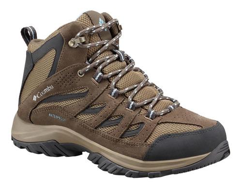 crestwood columbia mid water footwear pebble