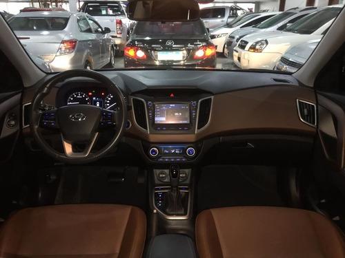 creta prestige 2019 preta automática completa