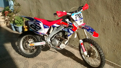 crf 250x oficial ano 2009
