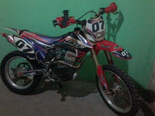 crf 280cc moto muito boa