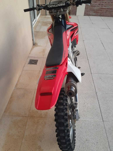 crf 450 honda