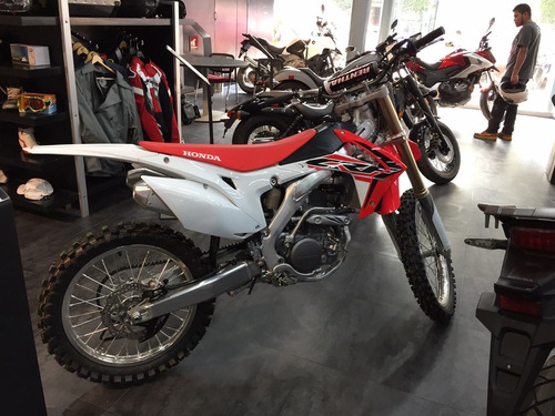 crf cross honda