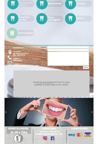 criacion de sitios web