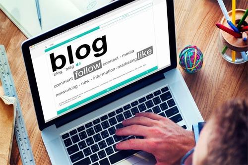 criação de blog wordpress
