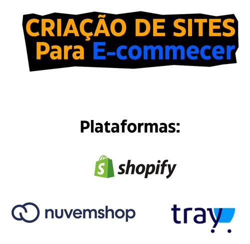 criação de e-commecer para loja/dropshipping