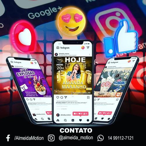 criação de flyer para rede social