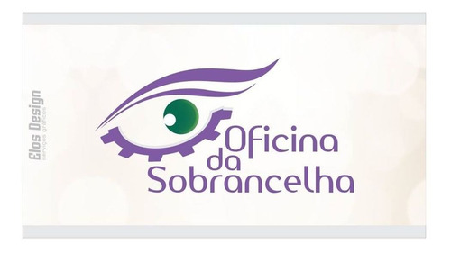 criação de logo + manual + arte para cartão de visitas