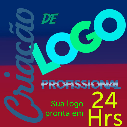criação de logomarca profissional em 24 horas