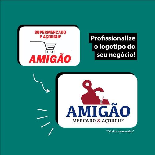 criação de logotipo logomarca arte completa profissional