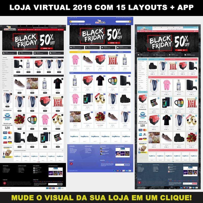 540573d4f Criação De Loja Virtual Para Livraria + Aplicativo Android - R  149 ...