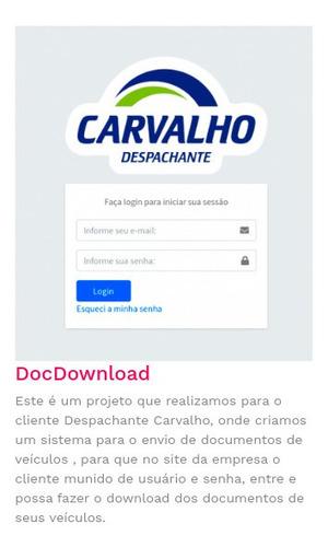 criação de site , loja online, sistemas customizado e app ,