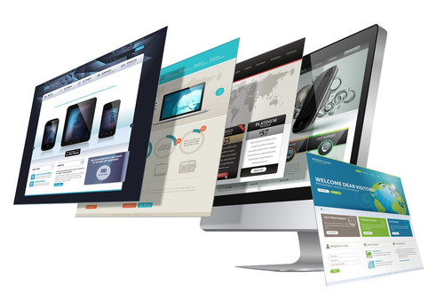 criação de site ou loja virtual corporativa + hospedagem