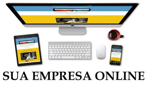 criação de site para prestadores de serviços