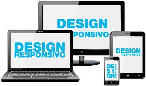 criação de site personalizado e profissional
