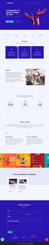 criação de site - webdesign