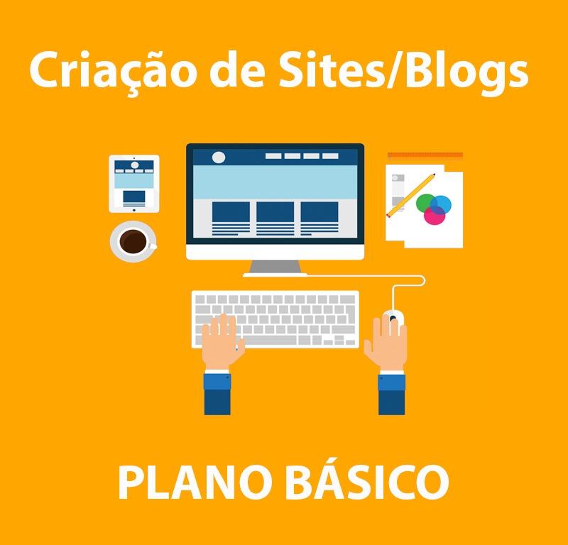 8e38ec2269c Criação De Site blog Em Wordpress - Plano Básico Anual - R  790