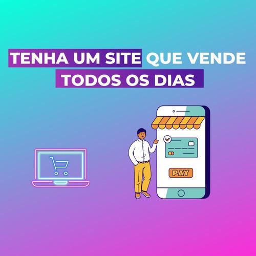 criação de sites e landing page