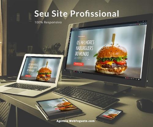criação de sites e landing page profissionais
