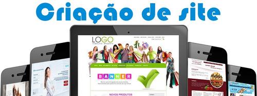 criação de sites, loja virtual, criação de website