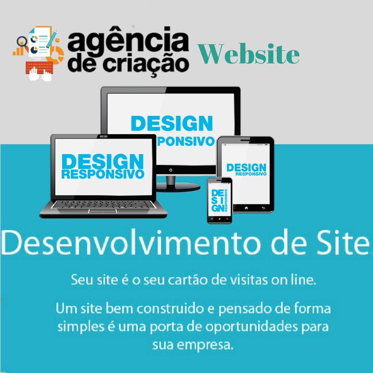 65e4a37c8 Criação De Sites Lojas Virtuais E Marketing Digital Promoção - R ...